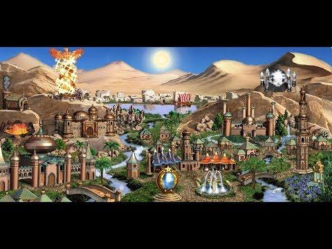 Heroes of Might and Magic III: Mythology Mod Castle of Purity + HOTA