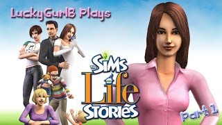 The Sims Life Stories: Part 1 Oh Mickey!