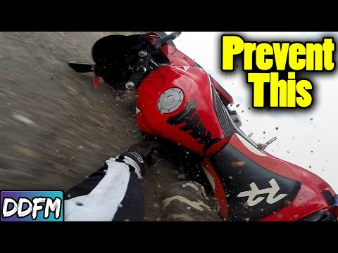 5 Common Causes Of Motorcycle Crashes & How To Prevent Them
