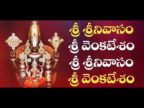 Sri Srinivasam sritapaarijaatam sri venkatesam manasa smarami
