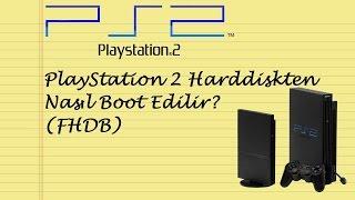 Playstation 2 Harddiskten Boot Etme, Oyun Oynama (Memory Card, USB Bellek, Çip olmadan)