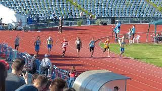 6 июня Финал 100 м Юноши