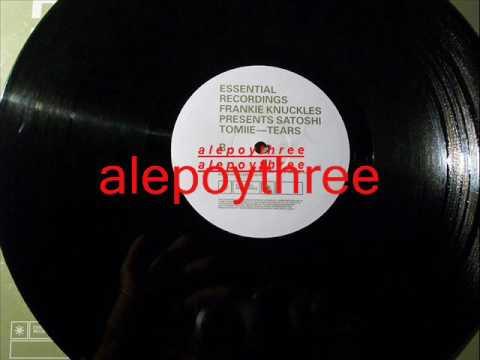Frankie Knuckles presents Satoshi Tomiie - Tears 33 rpm