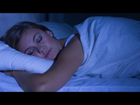 Andi and Kenny  - Study: Sleeping With Artificial Light Can Make Women Gain Weight