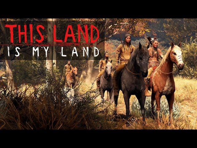 Keine Chance 🦅 This Land Is My Land #13 🦅 [Lets Play Deutsch]