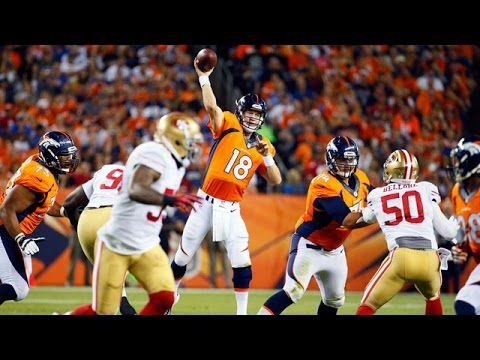 49ers vs. Broncos highlights - 2015 NFL Preseason Week 3