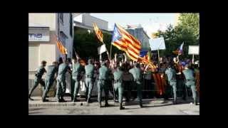 Visca Mallorca lliure, mori el govern bastard!!!