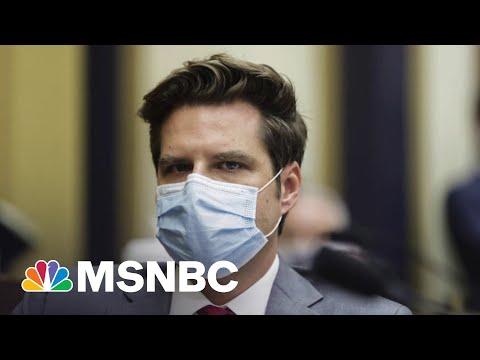 The Drip, Drip, Drip Of The Matt Gaetz Investigation | The Last Word | MSNBC