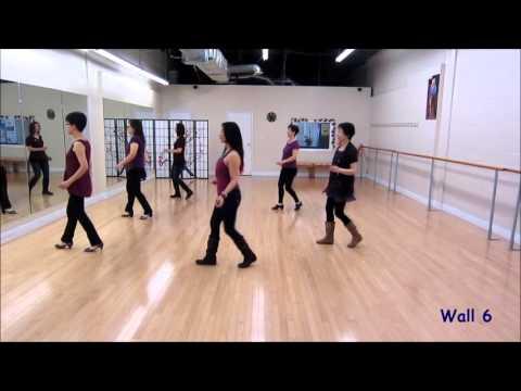 Cha Cha Tomorrow - Line Dance (Dance & Teach)
