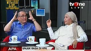 Ruhut Sitompul Debat Seru Ratna Sarumpaet Soal Gagal Demo Ahmad Dhani Tuntut AHOK Ditangkap