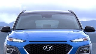 2020 Hyundai Kona Hybrid – Design, Driving & Sound!