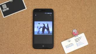 ALCATEL ONETOUCH GO PLAY - View Me Self-Recording App