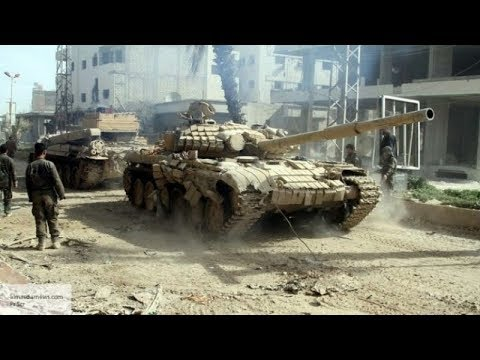 News  Turkey's attack on Syria  Second day