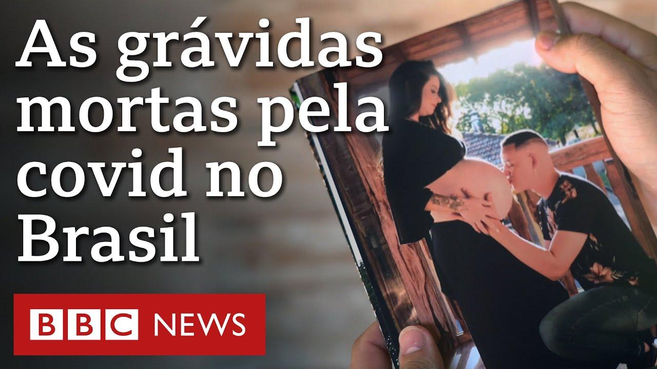Mais de 40 grávidas morrem por semana de covid no Brasil