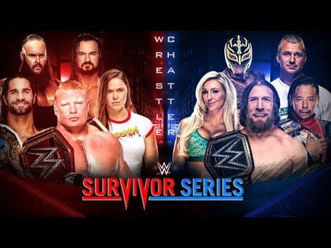 WWE Survivor Series 2018 Highlights Result Predictions ! Full Results ! Winners ! Raw Vs Smackdown ! letöltés