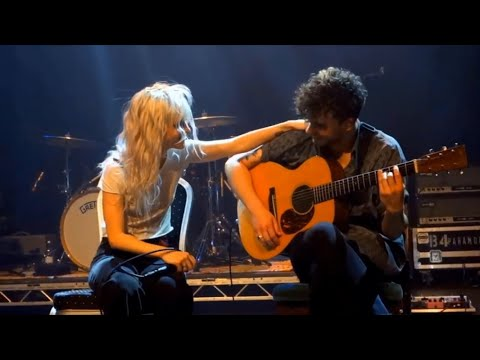 Hayley Williams And Taylor York (Paramore) | Funny & Cute Moments