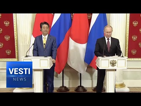 Intense Talks: Putin and Abe Agree to Business and Friendship, But Not on Kuril Islands