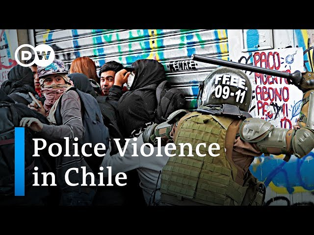 Chile protests: Mounting allegations of violence and abuse by police | DW News