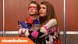 Henry Danger | Elevator Kiss 💋 | Nick