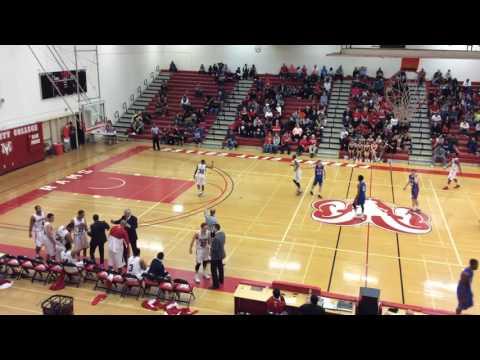 Fresno City vs. West Hills-Coalinga College Men's Basketball FULL GAME 1/9/16