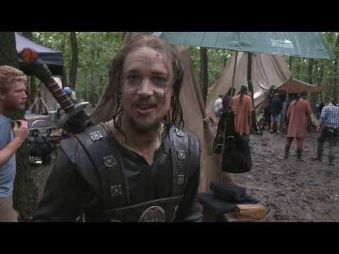 A Day In The Life Of.. Alexander Dreymon Volume II  The Last Kingdom