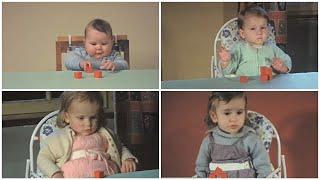 1965. Efecto de la privación emocional y la negligencia en los bebés. Subtítulos en español