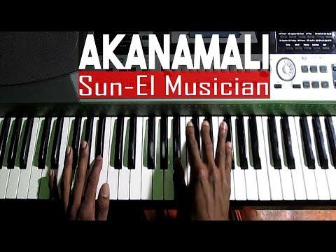 Sun El Musician ft Samthing Soweto Akanamali Piano Chords Progression