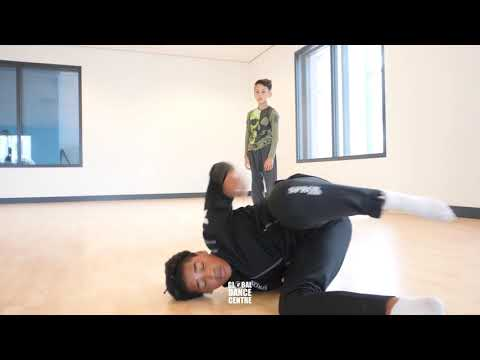 Elromeo Kidjo / Breakdance - Global Dance Centre Almere - 2019