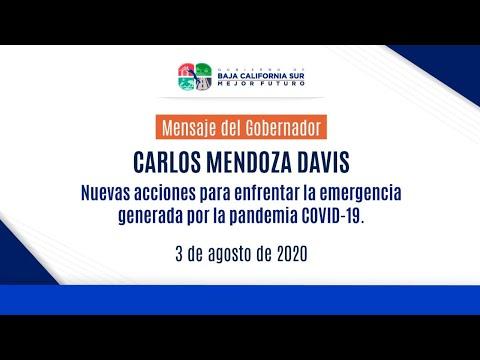 Nuevas acciones para enfrentar la emergencia generada por la pandemia COVID-19.
