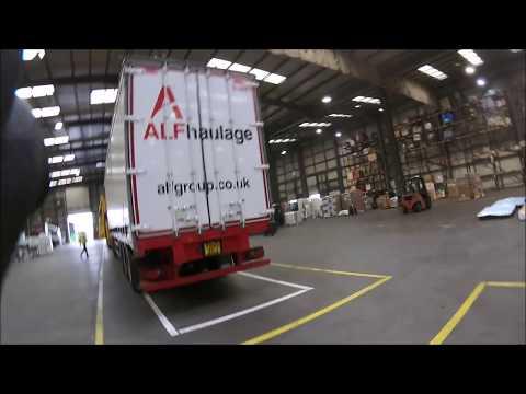 Trucking In Dublin Ireland 2018