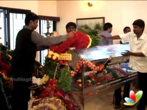 Ilayaraja wife death