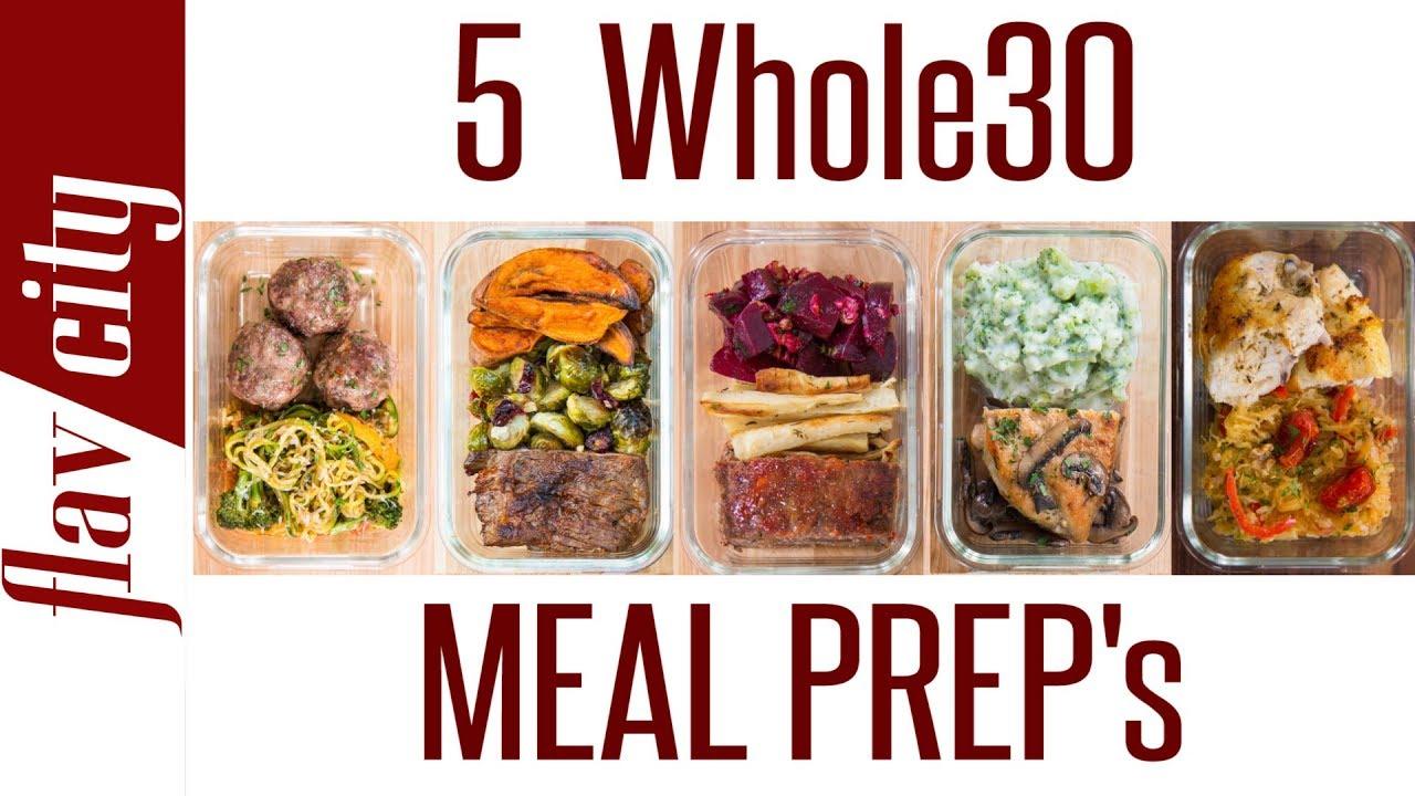 Dieta whole30 en espanol