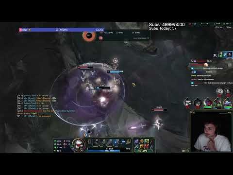 This AP Twitch is having the time of his life