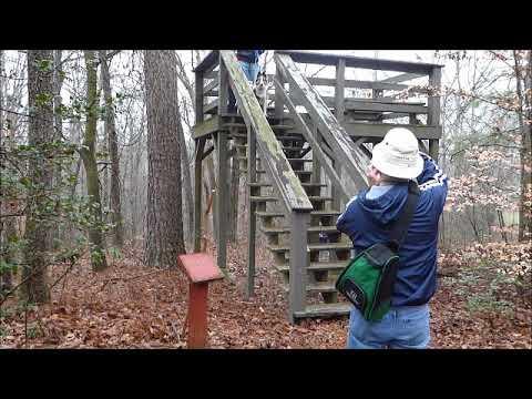 Victoria Bryant State Park Trails 1 9 18
