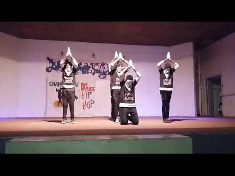 Swag mortel danse