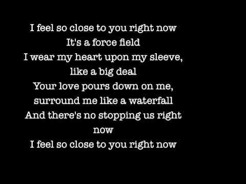 Example feel so close lyrics