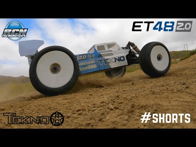 Tekno ET48 2.0 - Running Video | #shorts | A Funny Thing Happened.....
