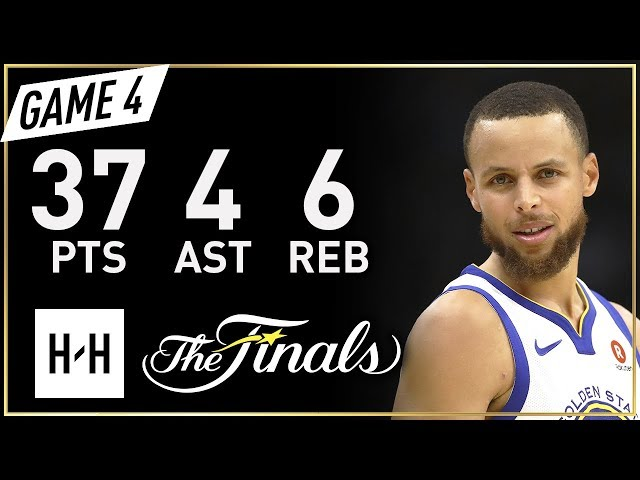 9e97f93649f5 Warriors highlights  Steph Curry s dynamic Game 4 earns third NBA title -  Golden State Of Mind