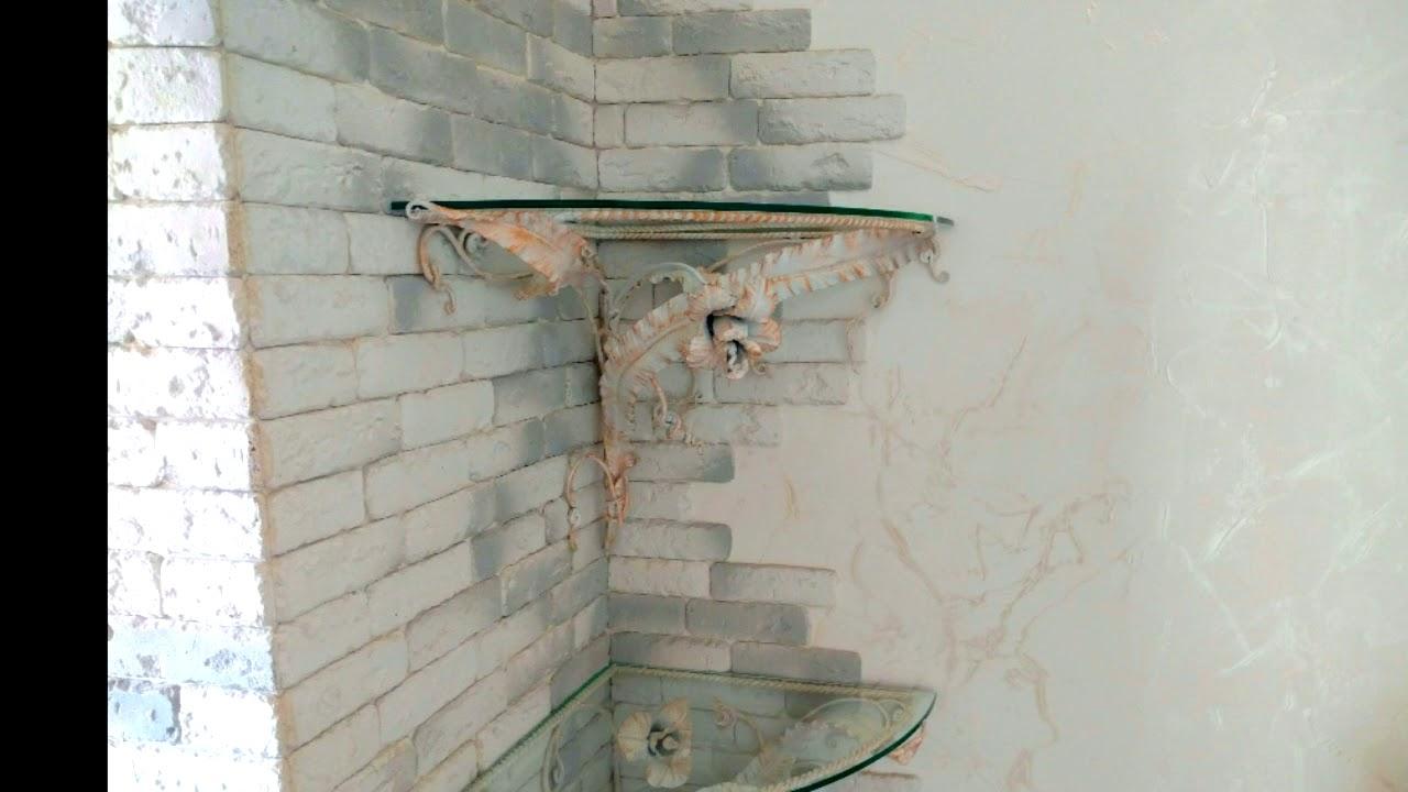 этажерка угловая фото