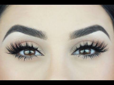 EYEBROW TUTORIAL | Glamour By Suzy
