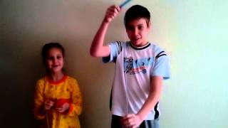 МОТАЛОЧКИ MOTALOCHKI the game with their own hands