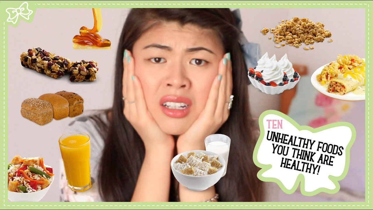 Watch 10 Bad Foods that Are Actually Good for You video