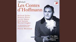 Les Contes dHoffmann: Cher ange!