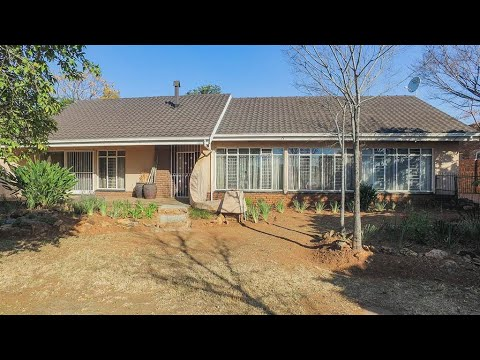 4 Bedroom House for sale in Gauteng | Pretoria | Pretoria Central And Old East | Waterk |