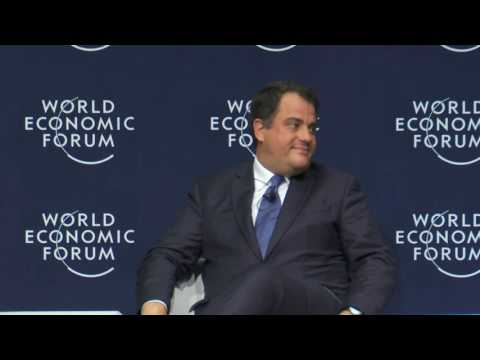 South Africa 2017 - Press Conference: Meet the Co-Chairs of the World Economic Forum on Africa 2017