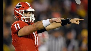 Jake Fromm Freshman Highlights  Georgia Football 201718 Highlights