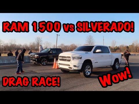 2019 RAM 1500 DESTROYS CHEVY SILVERADO! *MUST SEE*