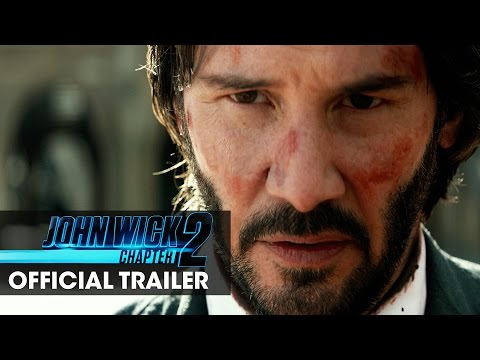 John Wick: Chapter 2 is listed (or ranked) 4 on the list The Best Thriller Movies of 2017