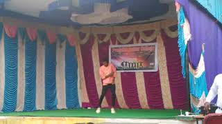 Uppenantha e prema ki song Dance performance in College