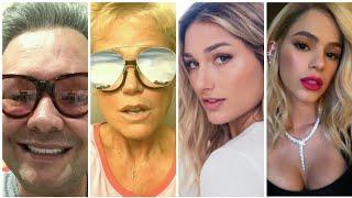 FELIPE CAMPOS DETONA SASHA, BRUNA MARQUEZINE E XUXA SAI EM DEFESA DAS DUAS / POLÍTICA / BOLSONARO